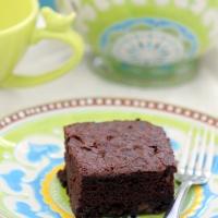 Glutensiz Cevizli Cikolatali Kek - Hindistan Cevizi Unu ile
