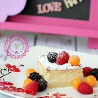 Sihirli Vanilyali Kek- Magic Custard Cake - Videolu Tarif...