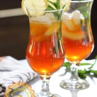 Ev Yapımı Buzlu Çay - Iced Tea